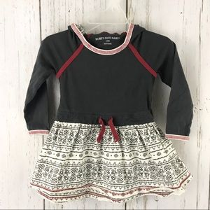 🌵Burt's Bees Baby Brown Dress